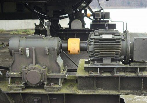 減速機・モーターのメンテナンス